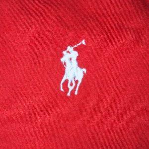 Ralph Lauren polo long sleeve T women's medium
